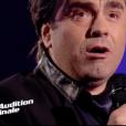 """Frédéric Longbois dans """"The Voice 7"""" sur TF1 le 17 mars 2018."""