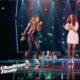 """Les JAT dans """"The Voice 7"""" le 17 mars 2018 sur TF1."""