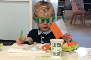 Jacques de Monaco : Le petit prince célèbre la Saint Patrick avec joie
