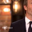 """Stéphane Rotenberg lors du 8ème épisode de """"Top Chef"""" (M6) mercredi 21 mars 2018."""
