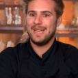 """Jérémy lors du 8ème épisode de """"Top Chef"""" (M6) mercredi 21 mars 2018."""