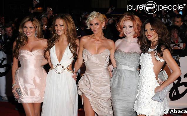 Et maintenant, les Girls Aloud sont intouchables !