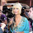Paris Hilton se la joue hippie chic ! 25/03/09