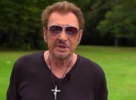 Johnny Hallyday avant sa mort : Face caméra pour délivrer un message fort...