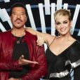 "Luke Bryan, Katy Perry et Lionel Richie - Portrait officiel des juges de l'émission ""American Idol""."
