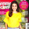 "Magazine ""Femme Actuelle"", en kiosques samedi 24 amrs 2018."