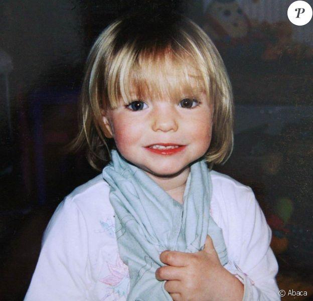 La petite Maddie, disparue le 3 mai 2007