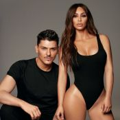 Kim Kardashian : Ultrasexy en body noir, mais soupçonnée d'utiliser Photoshop
