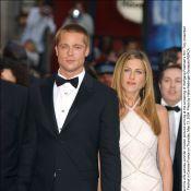 Brad Pitt et Jennifer Aniston s'embrassent : La couverture qui fait jaser !