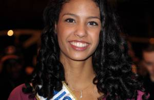 Chloé Mortaud, Miss France 2009... met les points sur les