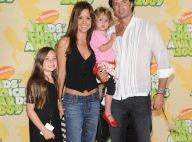 David Charvet  : il est venu lui aussi avec... sa magnifique famille aux Kids Choice Awards !
