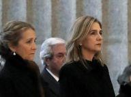 """Cristina d'Espagne : La """"paria"""" avec la famille royale pour un triste hommage"""