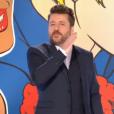 Les Z'amours, le 2 avril 2018 sur France 2. Ici Bruno Guillon.