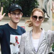 """Céline Dion, les mots d'amour de René-Charles : """"Maman, je t'aime tellement"""""""