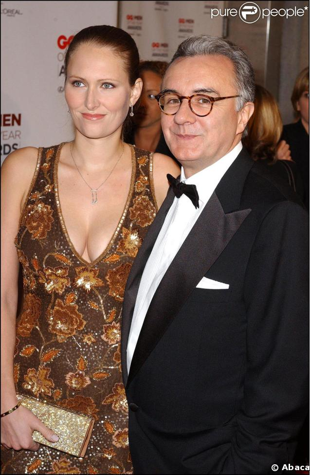 Alain Ducasse with cool, hot, sexy, Single
