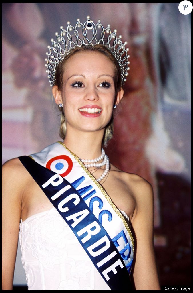elodie gossuin miss picardie est elue miss france 2001 au. Black Bedroom Furniture Sets. Home Design Ideas