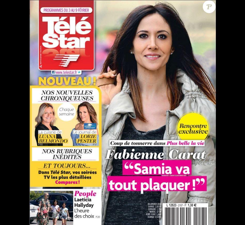 Couverture Du Tele Star Du 29 Janvier 2018 Purepeople