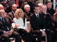 Emmanuel et Brigitte Macron : Le couple présidentiel face aux évêques