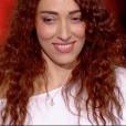 """Norig contre Yasmine Ammari dans """"The Voice 7"""" sur TF1 le 18 avril 2018."""
