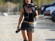 Brooke Burke: En plein divorce avec David Charvet, en bombe et relax à Coachella