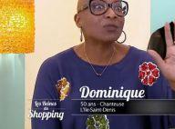 Les Reines du shopping : Dominique déjà aperçue dans une célèbre émission de TF1