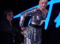 Katy Perry craque son pantalon en pleine émission !