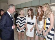 La bombe Alesha Dixon et les divas d'eScala donnent chaud... au prince Charles !