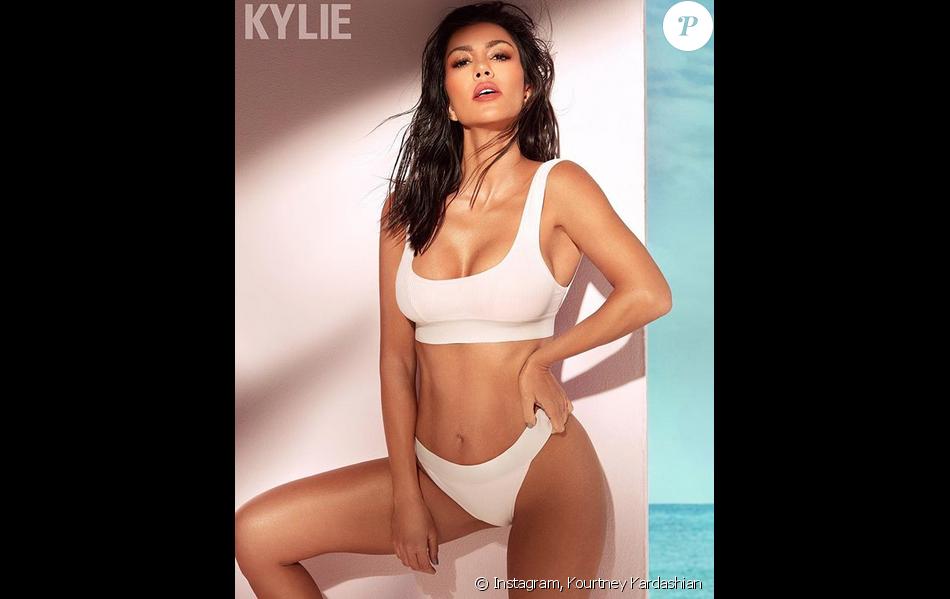 Kourtney Kardashian Toute Nue Ses Photos De Mode Embrase La Toile