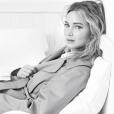 Jennifer Lawrence retrouve la maison Dior le temps d'une campagne estivale pour la collection printemps-été 2018.