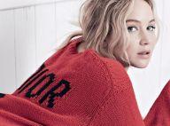 Jennifer Lawrence joue les égéries engagées dans la nouvelle campagne Dior