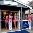 Elizabeth Hurley lance sa première boutique d'accessoires de plage ! 02/04/09