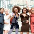 Les Spice Girls à Cannes. Mai 1997. © Neil Munns/PA/ABACA