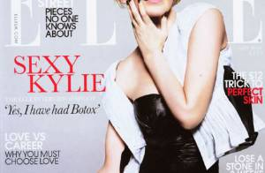 Kylie Minogue : à 40 ans, ELLE est toujours aussi sexy !