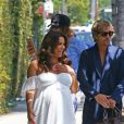 Eva Longoria et Ken Paves - Baby shower de Eva Longoria à The Lombardi House à Los Angeles, le 5 mai 2018