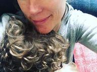 Agathe Lecaron avec ses fils : Adorables moments de tendresse