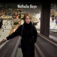"""Laura Smet dévoile l'affiche de """"Thomas"""", son premier court métrage, dont Nathalie Baye est l'héroïne, mai 2018."""