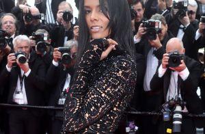 Shy'm, glam et sexy, fait le show à Cannes devant la sublime Alice Taglioni
