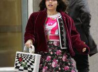 America Ferrera : les stylistes d'Ugly Betty ont encore frappé... très fort ! Aïe !