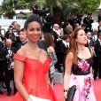 Alicia Fall - Montée des marches du film «Yomeddine» lors du 71ème Festival International du Film de Cannes. Le 9 mai 2018 © Borde-Jacovides-Moreau/Bestimage