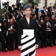 Li Yuchun - Montée des marches du film «Yomeddine» lors du 71ème Festival International du Film de Cannes. Le 9 mai 2018 © Borde-Jacovides-Moreau/Bestimage