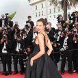 """Irina Shayk - Montée des marches du film """" Yomeddine """" lors du 71ème Festival International du Film de Cannes. Le 9 mai 2018 © Borde-Jacovides-Moreau/Bestimage"""
