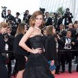 Nieves Alvarez - Montée des marches du film « Yomeddine » lors du 71ème Festival International du Film de Cannes. Le 9 mai 2018 © Borde-Jacovides-Moreau/Bestimage