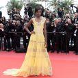 Leomie Anderson - Montée des marches du film « Yomeddine » lors du 71ème Festival International du Film de Cannes. Le 9 mai 2018 © Borde-Jacovides-Moreau/Bestimage