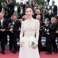 Wang Likun - Montée des marches du film « Yomeddine » lors du 71ème Festival International du Film de Cannes. Le 9 mai 2018 © Borde-Jacovides-Moreau/Bestimage