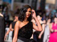 Cannes 2018: Shy'm, transparence et robe fendue pour une soirée mouvementée