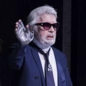 """Karl Lagerfeld : """"Si ça continue, j'abandonne la nationalité allemande"""""""