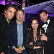 Fabienne Carat, Tonya Kinzinger et Michaël Youn émerveillés à Cannes