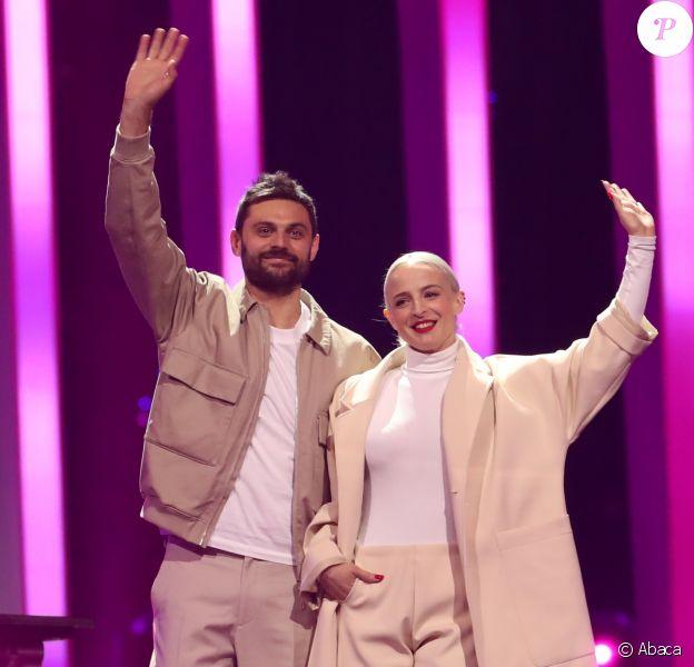 Représentant la France, le duo Madame Monsieur a fini à la 13e place du concours de l'Eurovision, le 12 mai 2018 à Lisbonne au Portugal.