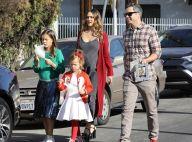 Jessica Alba : Maman gaga, elle publie une adorable photo avec ses trois enfants