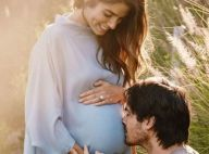 Ian Somerhalder sublime Nikki Reed enceinte et nue : Son hommage touchant